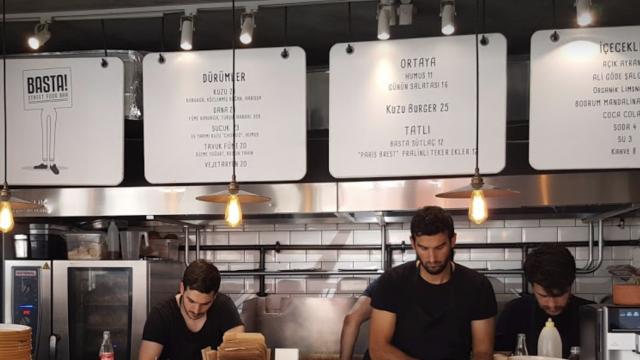 Basta! Street Food Bar