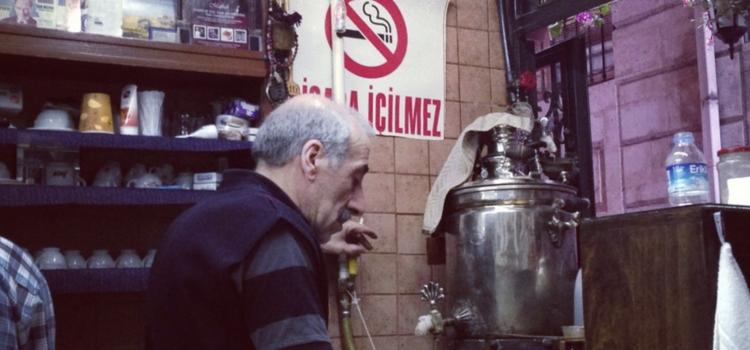 Mandabatmaz Kahvehanesi