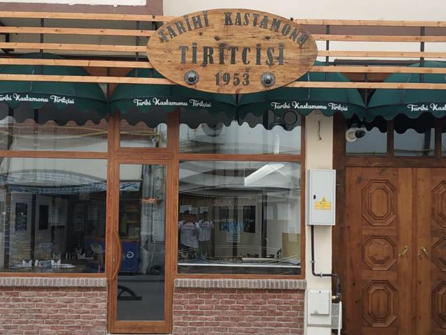 Tarihi Kastamonu Tiritçisi