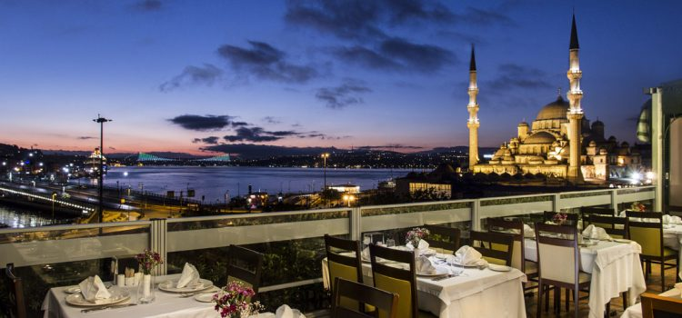 Hamdi Restaurant Eminönü
